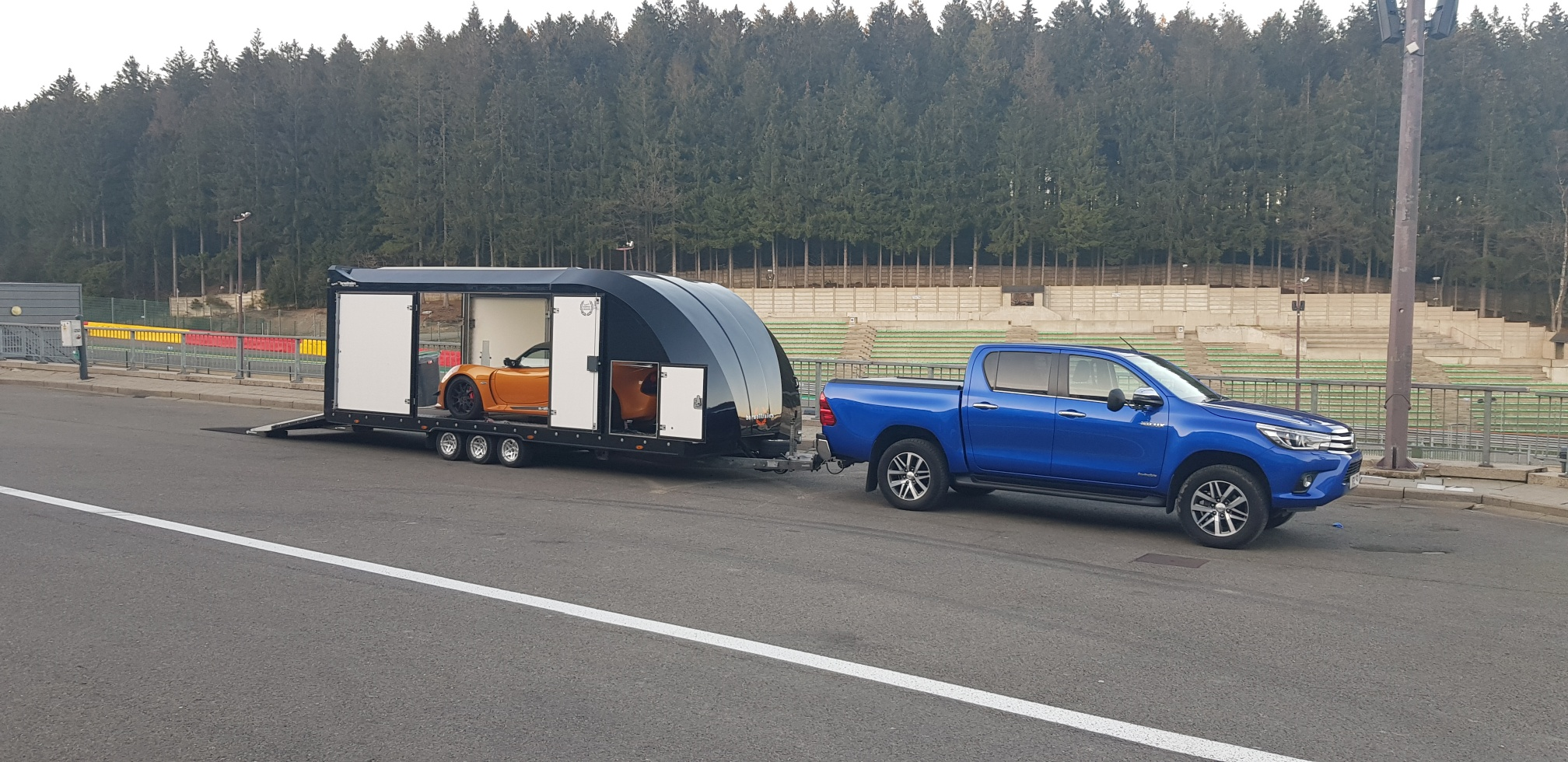 Car Transport to Silverstone